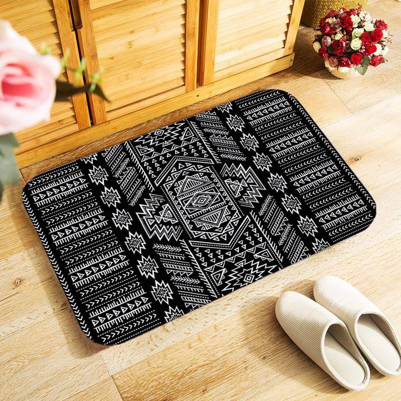 Colored Welcome Mats Outdoor Indoor Entrance Floor Doormat Non Skip Doormats softness floor mat 40x60cm carpet