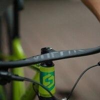 RACEWORK' XX1 SL المتكاملة الكربون بار و الجذعية دراجة هوائية جبلية المقود و الجذعية|مقود دراجة|الرياضة والترفيه -