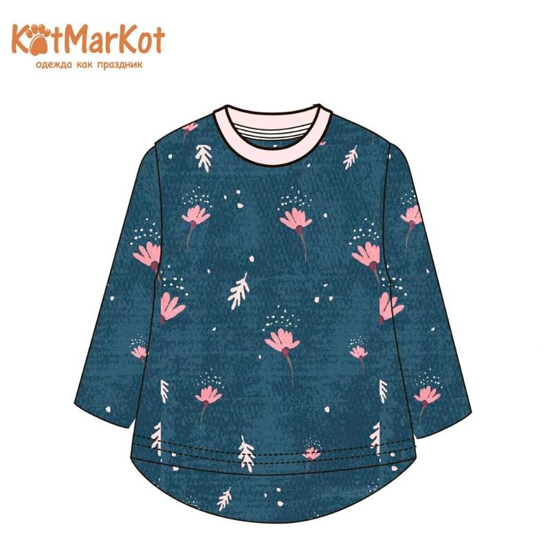 Tunic Kotmarkot 20555 children clothing for girls kid clothes tunic kilpi tunic