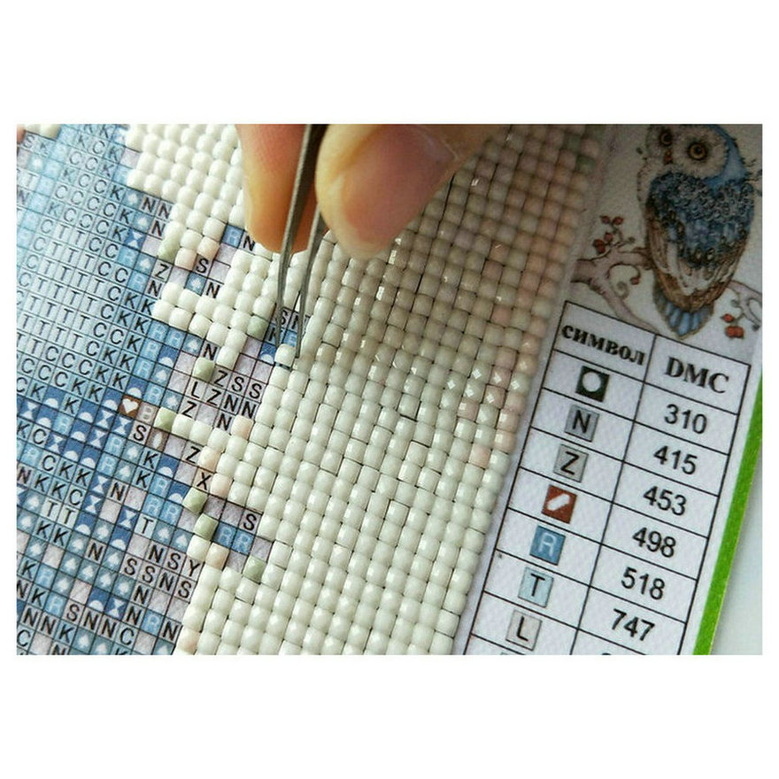 Diamond Embroidery Full Square/round Diamond Landscape mountain 5D DIY Diamond Painting Cross Crystal River Set Decorative