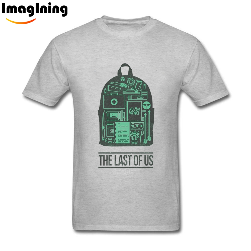 Online Get Cheap T Shirt The Last of Us -Aliexpress.com | Alibaba ...