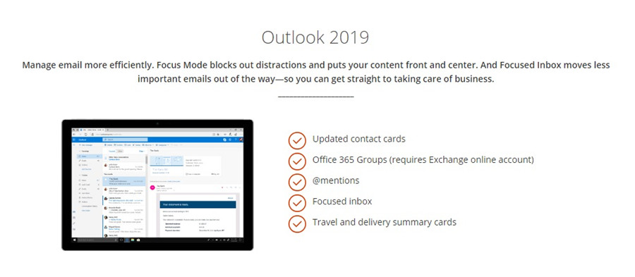 office 2016pro_outlook