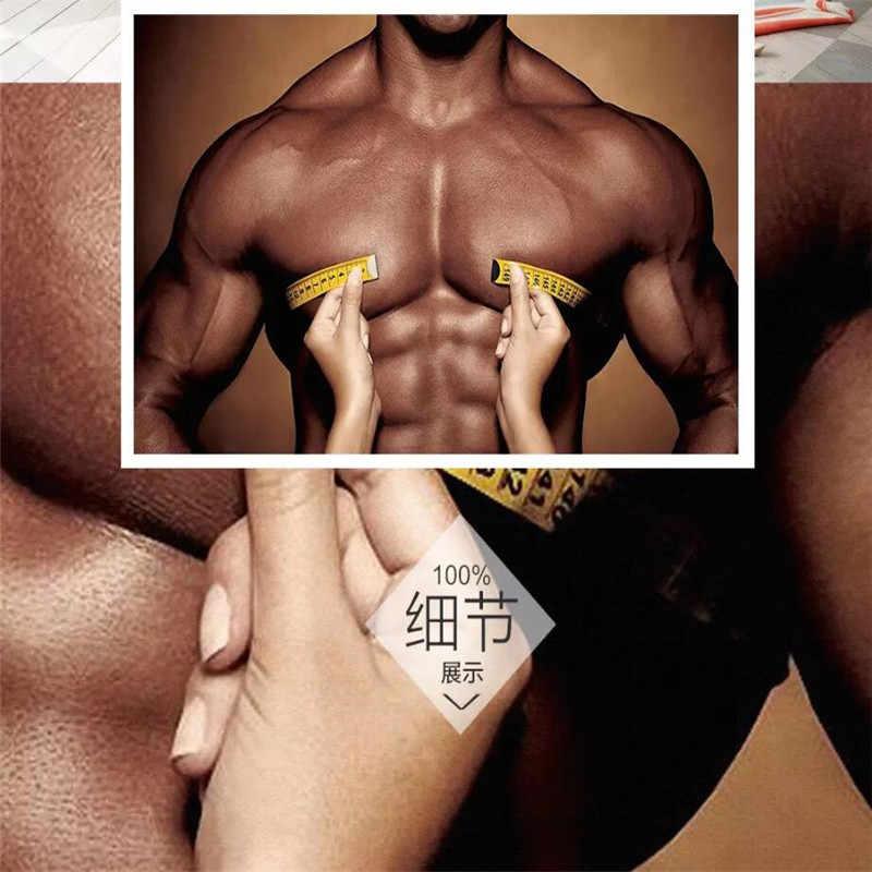 フィットネスハンサムな男筋肉ツーリング背景高-グレード壁布メーカー卸売壁紙壁画写真壁