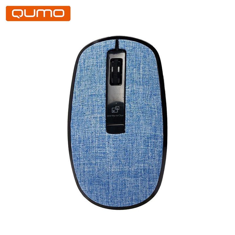 Mouse QUMO Office M45 Jean (23754) mouse pad qumo 20967