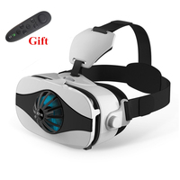 VR 3D Glasses VR Virtual Reality Goggles Box Trave VR Google Cardboard VR Virtual Reality Glasses for Iphone Xiaomi Sony Samsung
