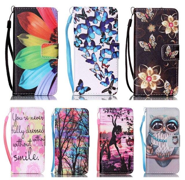 Flip Phone Case Huawei Y5ii CUN-U29 CUN-L21 Y5 ii 2 CUN U29 L21 Cell Leather Silicon Cover Huawei Y 5ii / Y 5 II CUN-U29 L21 L01