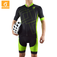 EMONDER Hot Men Cycling Sets Pro Team Jersey + Bib Shorts Pro Fit Wear Cycling Bike Sets Cycling Clothings High quality fabric