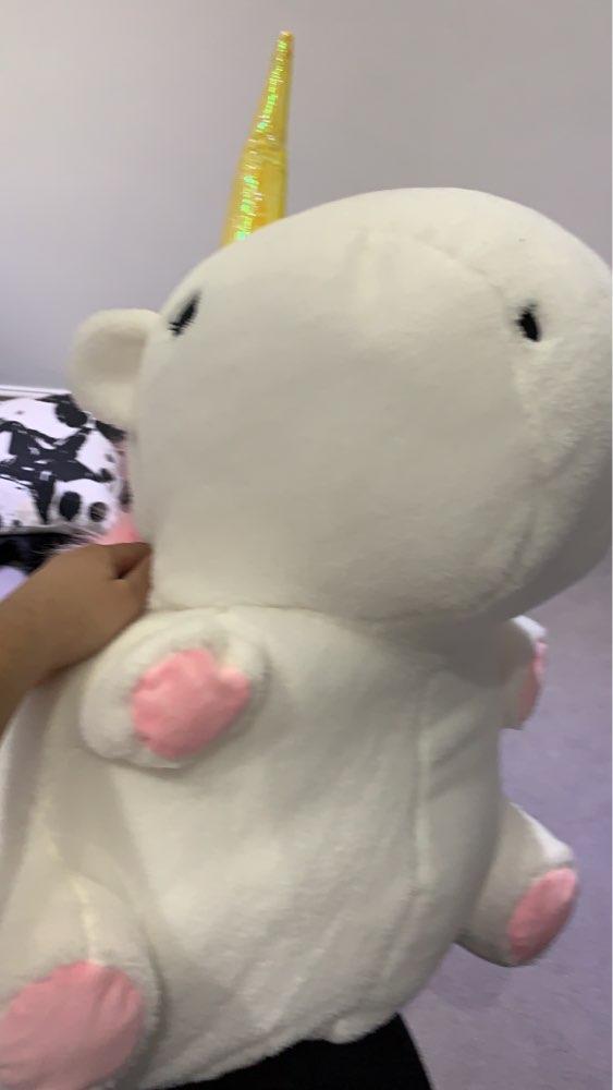 Plush Stuffed Unicorn Doll photo review