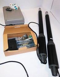 Abridor de porta automático da porta do balanço do atuador linear