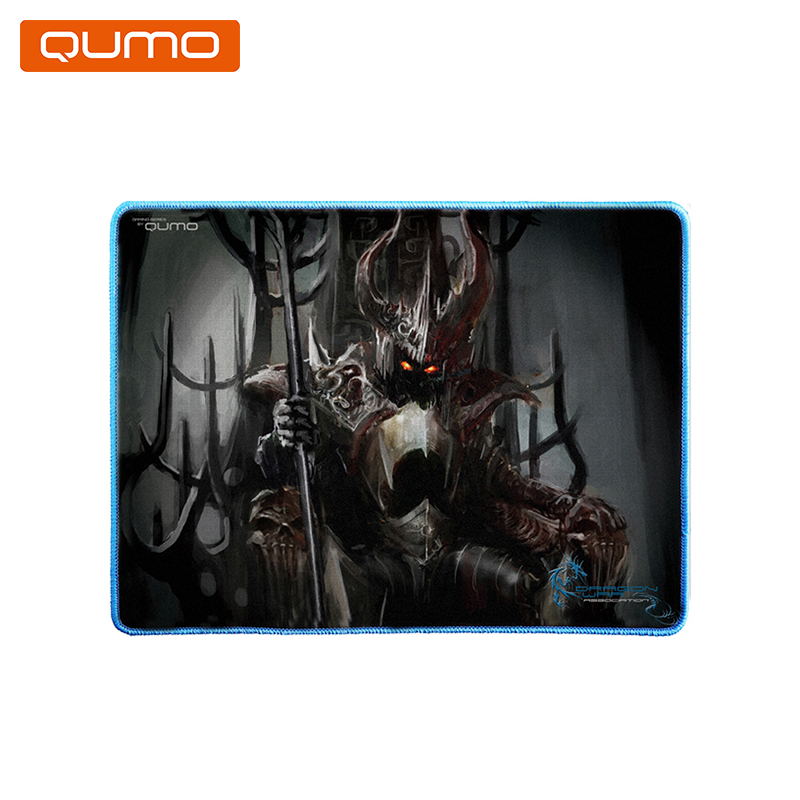 Mouse pad Qumo 360x270x3 mm цена и фото