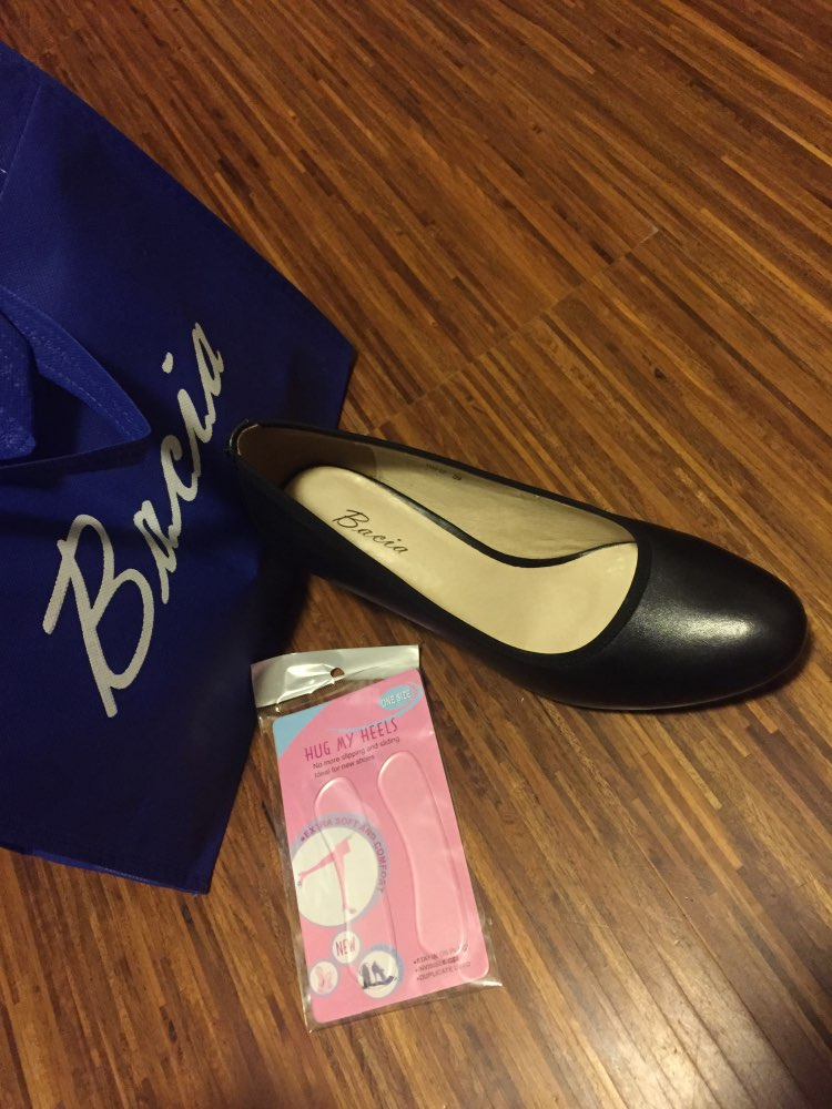 7c104e38c364 Detail Feedback Questions about Bacia Black High Heels Shoes OL Soft ...