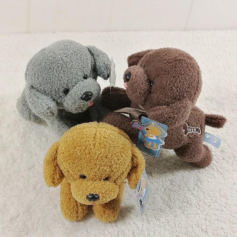 New Hot Cute Teddy Dog Plush Toys For Boys Stuffed Animals ...