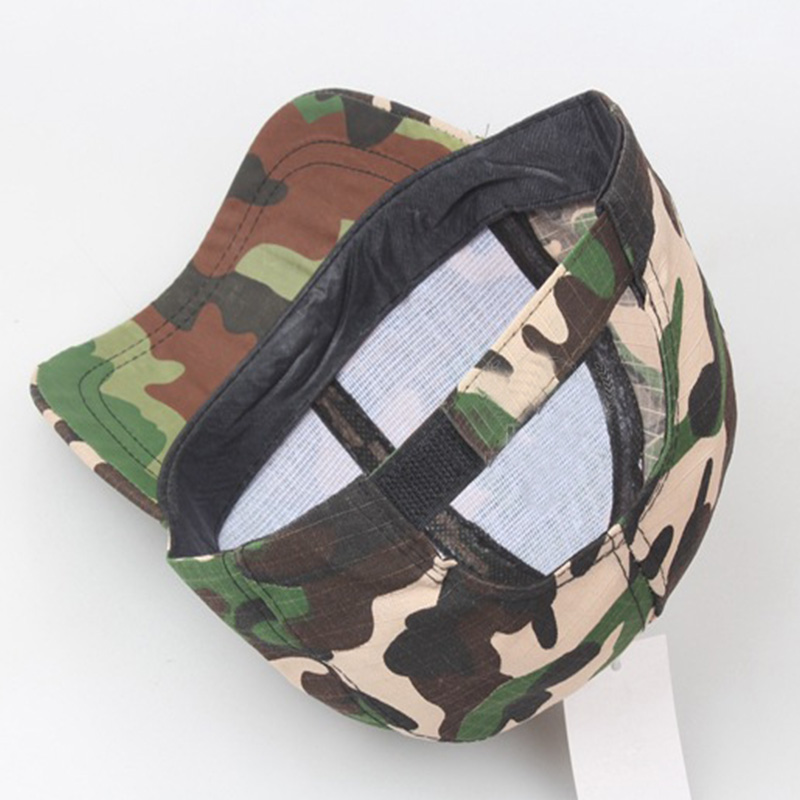 US $8 49 10% OFF|Male US Army Military Caps Tactical Camouflage Delta Force  Caps 2018 New Army Snapback Hats Patrol Cadet Hunting Adjustable Hat-in