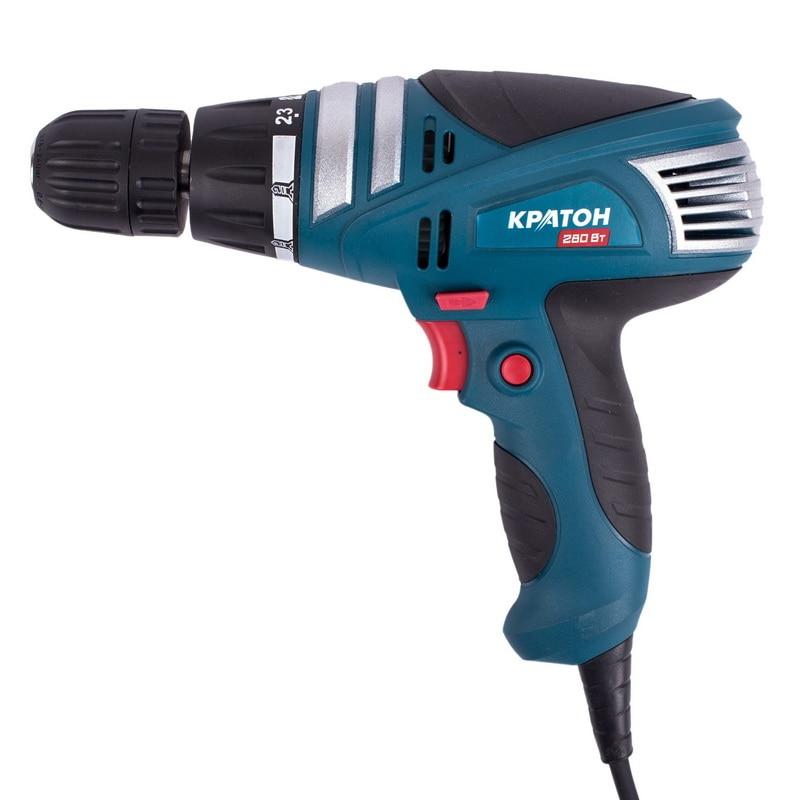 Drill-screwdriver KRATON ESDD-280/24 10pcs 0 6 1 5mm pcb print circuit board carbide drill bit mini micro drill bits diy power tools
