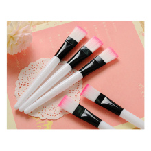 Acrylic Handle Beauty Cosmetic Face Mask Brushes Clean Eyes Skin Care Makeup Tools Soft Makeup Synthetic Hair Brush 3Pcs