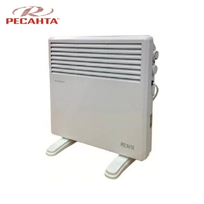 Convector RESANTA OK-1000 Heating device Electroconvector Forced convection heater Wall-hung convector Mechanical converter convector resanta ok 1000