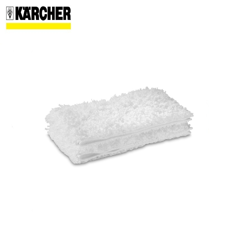 Set of napkins Steam + Clean floor  2 pcs. Floor cleaning Dirt absorption Suitable for steam cleaners