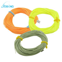 Strong Quality 30m 118 Inch Nylon Wire Fly Fishing Lines Floating Fly Lines Weight Forward Floating