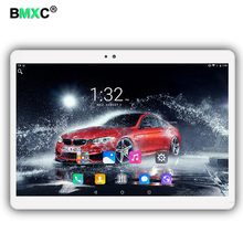 "Envío Libre 10.1 pulgadas tablet PC Ocat Core 4 GB RAM 64 GB ROM Android 6.0 GPS 8.0MP 1920*1200 IPS 3G 4G LTE tablets pc 10 ""10.1"""