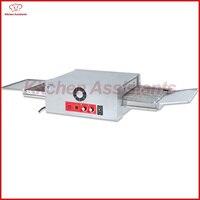 LD1S Электрический транспортер для пиццы питания оборудования