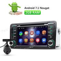Dashcam Eonon 7 Android 7 1 In Dash Car Radio DVD GPS Navigator For Audi A3