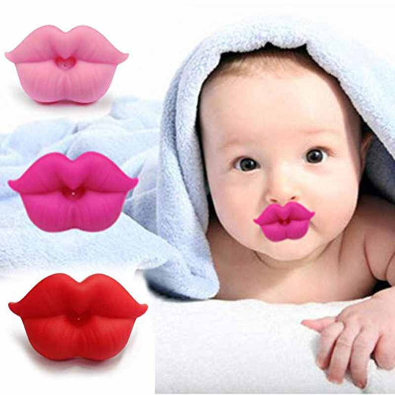 Pacifiers Newborn Cute Lip Mouth Baby Soother Pacifier for Newborns Sleep with a Pacifier and Bibs Pacifier Newborn PacifierPacifiers Newborn Cute Lip Mouth Baby Soother Pacifier for Newborns Sleep with a Pacifier and Bibs Pacifier Newborn Pacifier