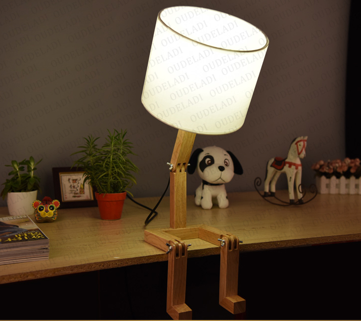 madeira e14 suporte da lâmpada 110-240 v