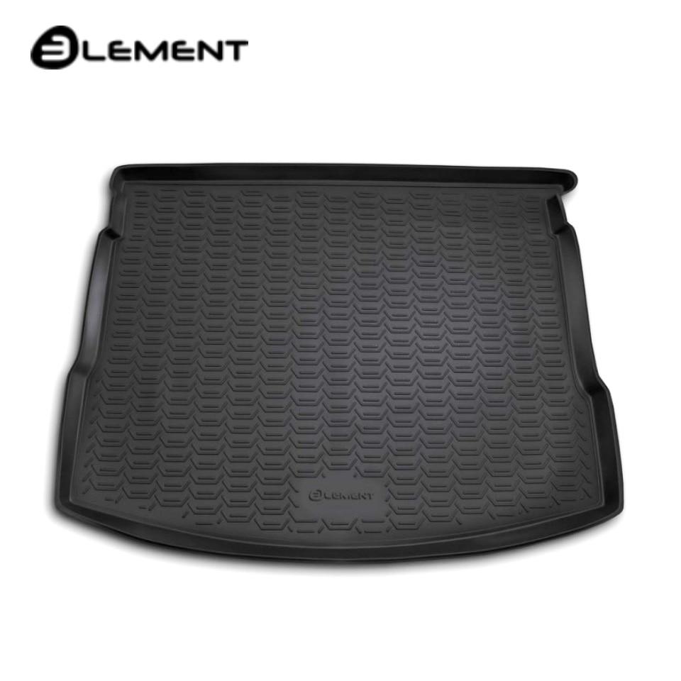 For Nissan Qashqai J10 2007-2013 trunk mat Element CARNIS00016