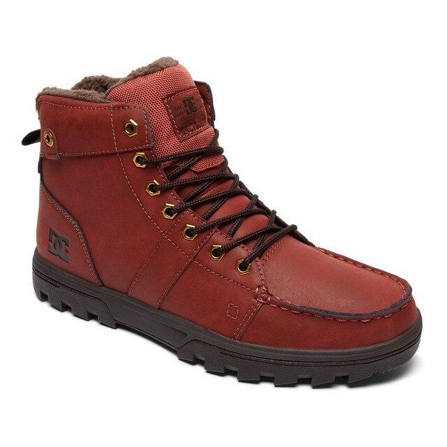 Ботинки зимние DC SHOES мужские для города и прогулок 303241-CC2