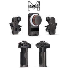 TILTA ядра-М Беспроводной устройство непрерывного изменения фокусировки камеры ядро пленка для dslr-видеокамеры с Камера объектив пульт Управление Системы для 3-осевому гидростабилизатору красный DJI Ronin