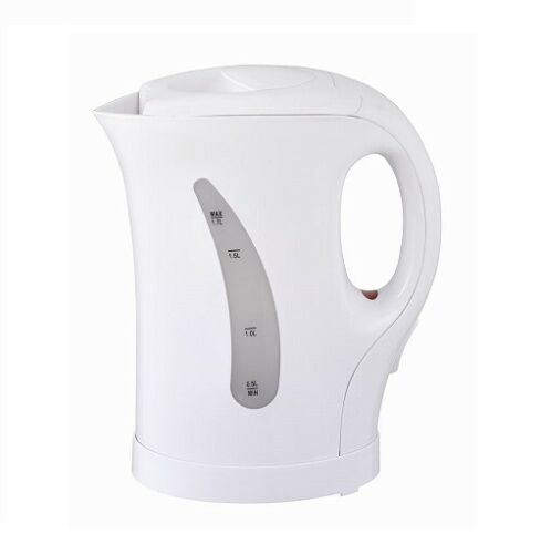 KETTLE A 1,7L 2200 W KETTLE AUTOMATIC SWITCH WATER JUG METER MP-HE17L