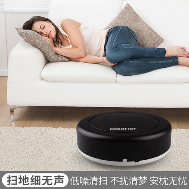 Mini Intelligent Smart  Vacuum Cleaner  2