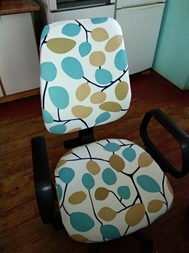 Capa p/ cadeira escritório universal spandex