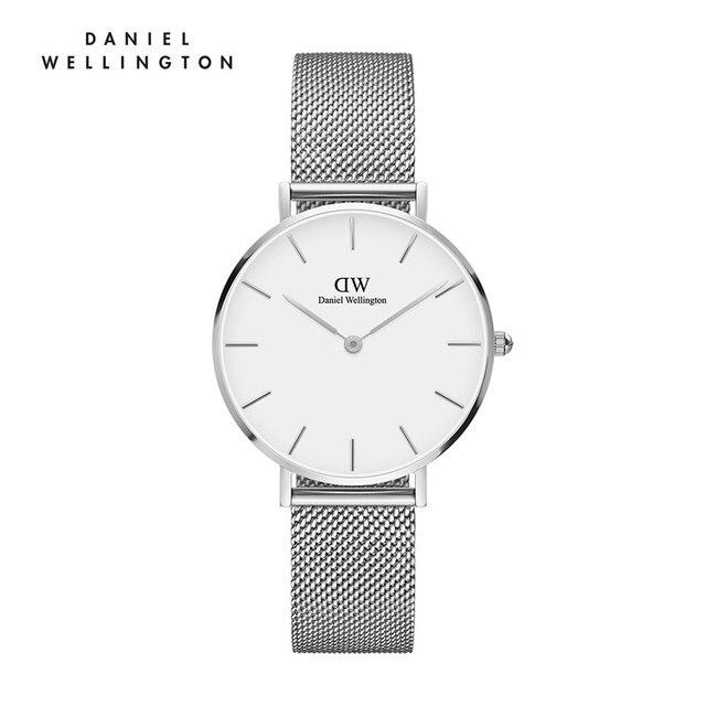 Женские наручные часы Daniel Wellington Classic Petite Sterling 32 мм