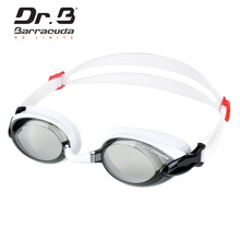 Barracuda Dr.B Myopia Swimming Goggle Anti-Fog UV Protection Prescription Diopter Lens for Adults #92295