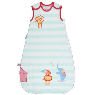 The Gro Company Sleepy Circus Baby Sleeping Bag Pure Cotton 3.5 Tog 6-18 /18-36 Months