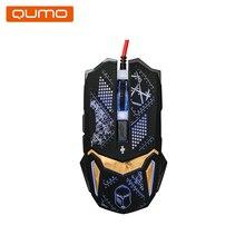 Мышь игровая Qumo Helmet M31