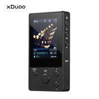xDuoo NANO D3 DSD DAP HIFI MP3 Player+EP1 Earphone Full Metal Lossless Music PCM 24Bit/192Khz HD Screen Support 256G TF Card