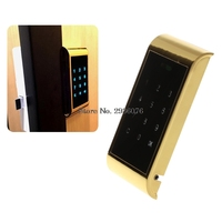 Touch Keypad Password Key Access Cabinet Door Lock Drawer Combination Locks Digital Electronic Security Coded For