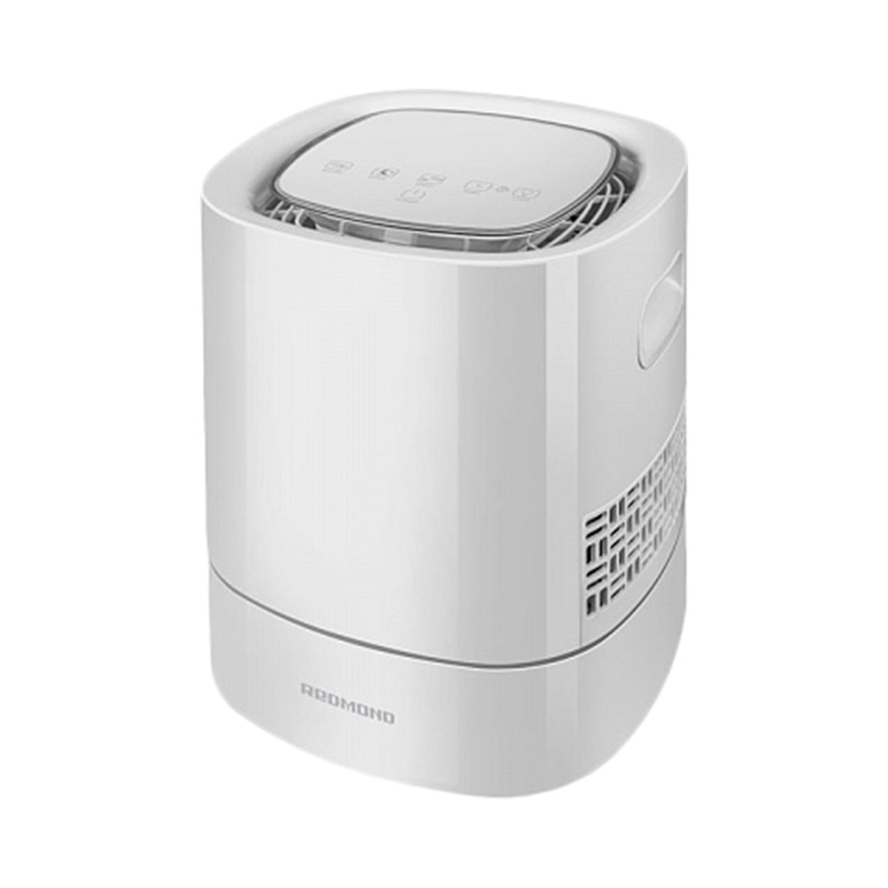 Air Purifier REDMOND RAW-3501 Air washing 1pc air purifier with hepa filter air cleaner for home or office energy saving air cleaner white or golden