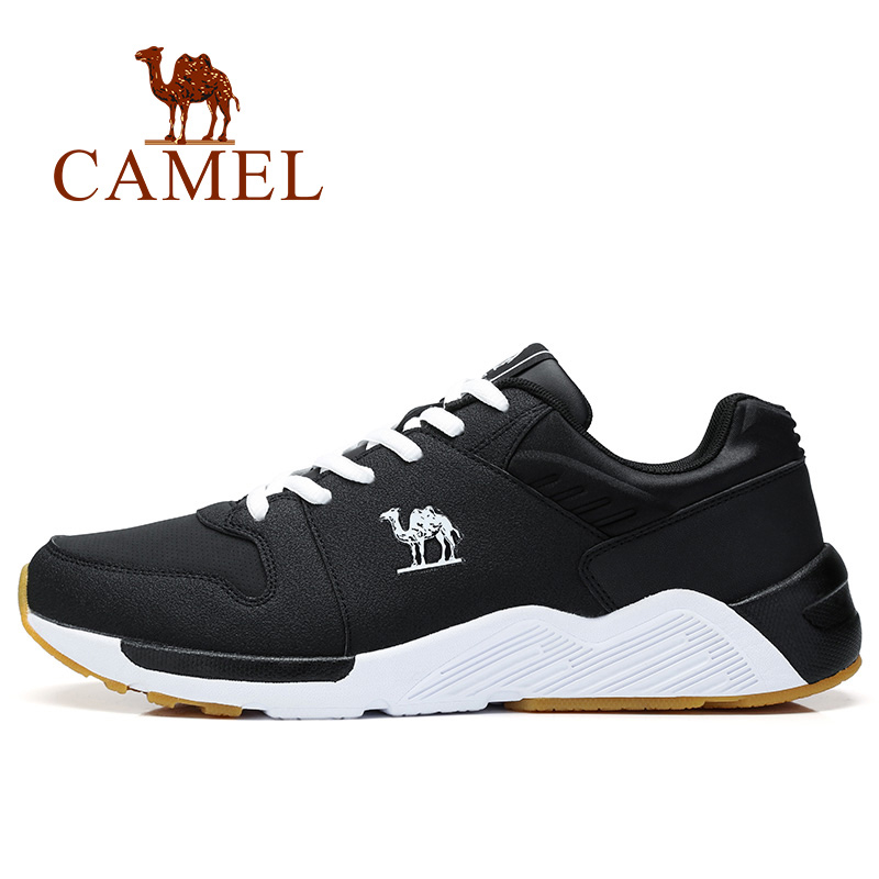 CAMEL Adult Mens Running Shoes Non-slip Breathable Light Weight Sneakers Sports Shoes For Outdoor CAMEL Adult Mens Running Shoes Non-slip Breathable Light Weight Sneakers Sports Shoes For Outdoor