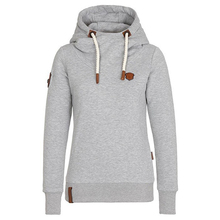 Winter Warm Fashion Women Hoodies Coat Casual Thick Jackets Hooded Sweatshirt