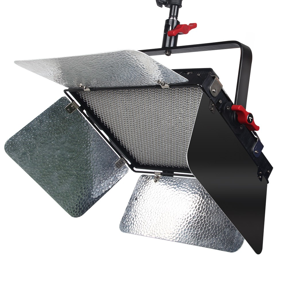 Aputure Light Storm LS 1c Studio 1536 Led Bi-Color Dimmable CRI95+ LED Studio Camera Video Light Panel Specially Sturdy Lighting