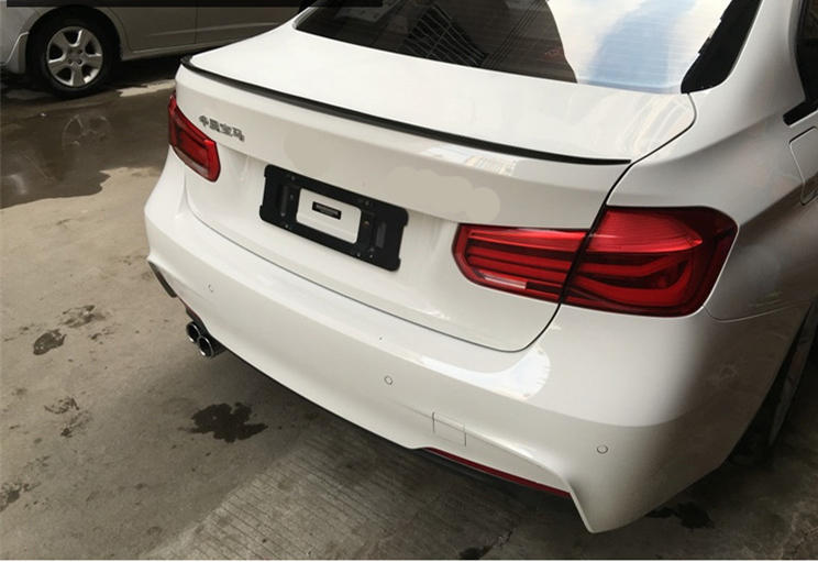 E90 Carbon Fiber M3 style  Rear Trunk Lip Wing for BMW E90 316i 318i 320i 325i 330i 335i 316d 318d 320d 325d 330d 335d 2005~2011 bmw e90 335i в москве