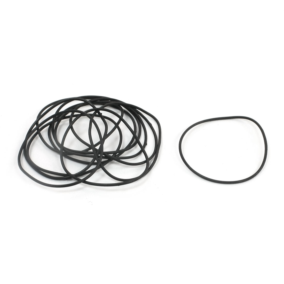 10 Piece Uxcell 34mm x 1mm Cross Section Rubber Oil Filter Seal Gasket O Rings Ltd // Uxcell a14022100ux0142 Dragonmarts Co