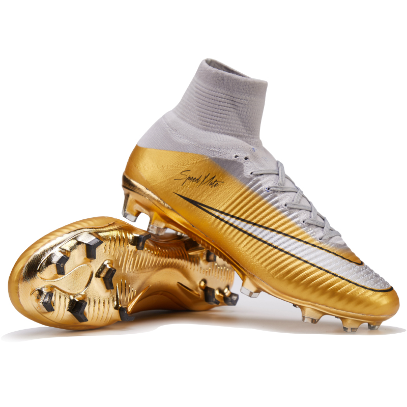 sufei Professional Superfly Soccer Shoes Original Football Boots FG Kids High Ankle Multicolor Soccer Cleats Wholesale gread a 14 lp140wd1 tpd1 fit b140rw01 v 2 ltn140kt02 for hp elitebook 8440p 1600 900 30pin edp led lcd screen panel