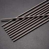 10 piezas nuevo Gr.5 y titanio de grado 5, 6al-4v barra redonda Ti varillas de soldadura de 2mm de diámetro de resistencia a la corrosión