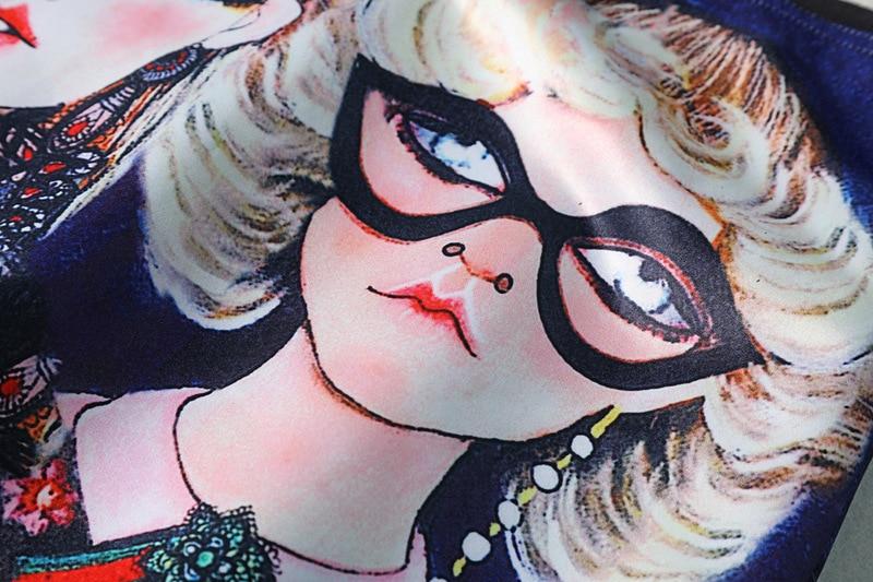 Pantalon Imprimer Et Blouses Au The 2018 Femme Jupes 801011 Femmes Ensemble Dessin Genou Ensembles Longueur Picture Filles As Designer 2 Pièces ItwqEa