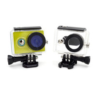 New 40M Diving Waterproof Case For Xiaomi Yi 1st Xiaoyi Action Camera Case Accessories