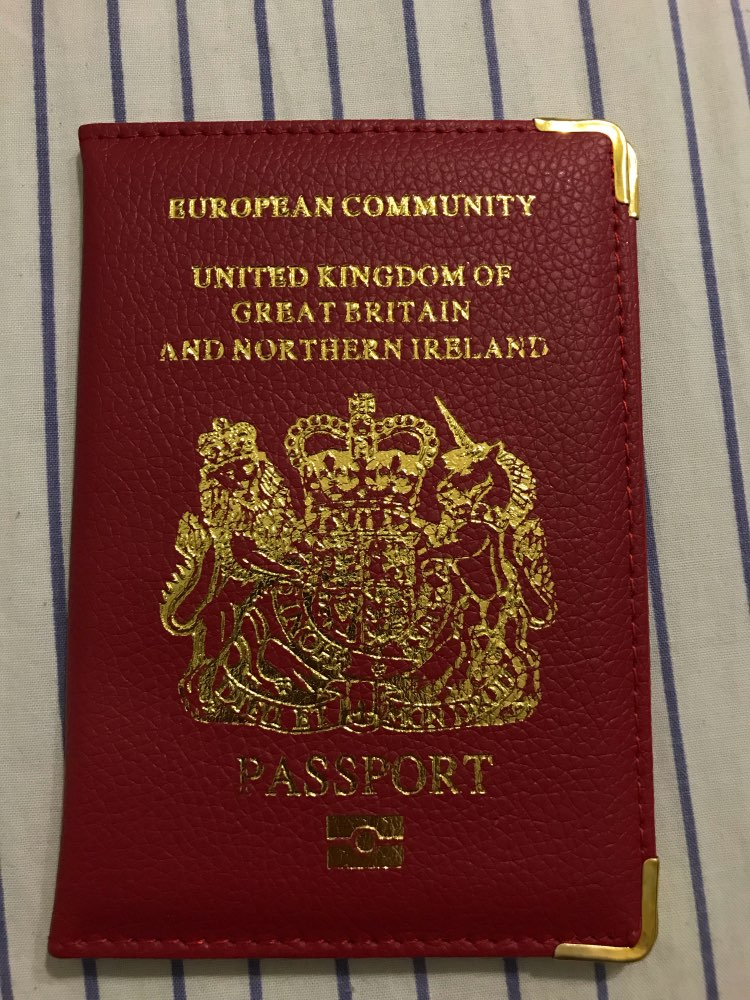 COHEART original countries Passport Cover PU leather Passport Wallet Men Women Passport Bag Thin Best Price ! photo review